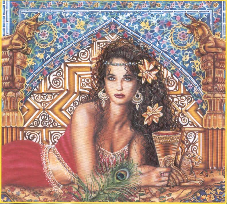 MYTHOLOGIE, CONTES ET LEGENDES... - Page 2 Ishtar